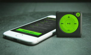 Mighty is an iPod Shuffle clone that works with Spotify