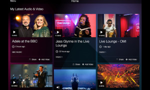 BBC Music app launches with Spotify and YouTube integration