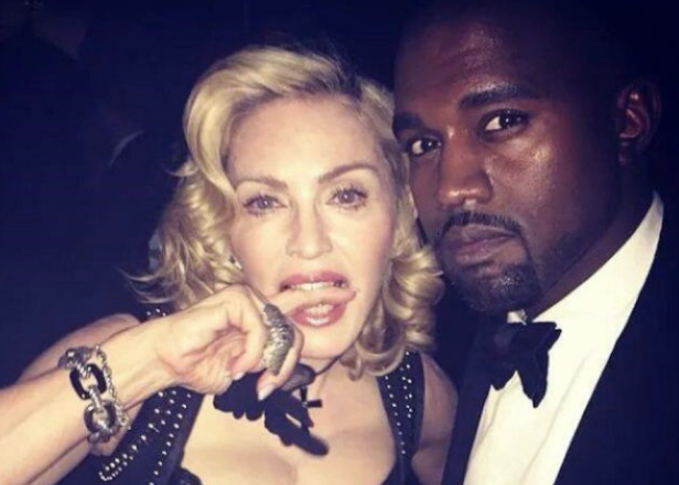 Hear a new version of Kanye West's 'Highlife' featuring Madonna