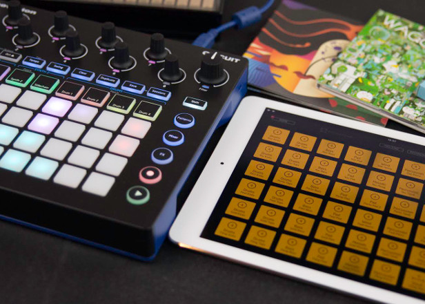Novation Launchpad for iPad now syncs with physical gear