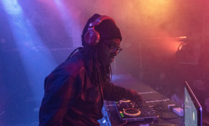 Photos: Jlin at Corsica Studios, London