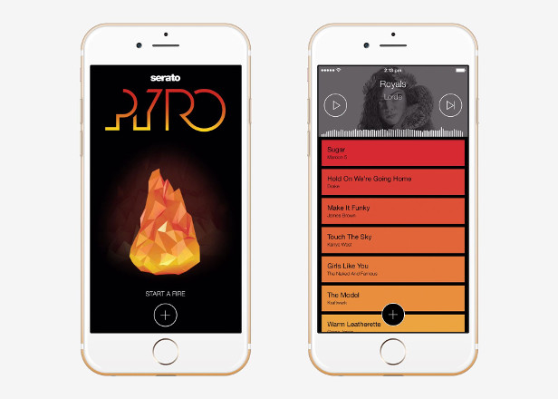 Serato's first iOS app is an automatic DJ for house parties