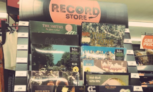 "Selling vinyl should not  be ""elitist"", says supermarket chain Sainsbury's"