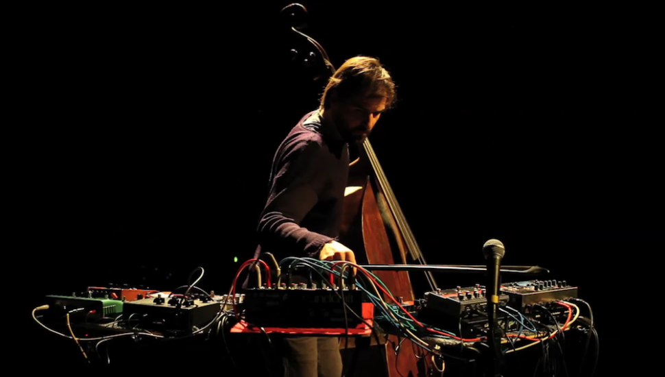 Drone artist Otto Lindholm on the bellowing bass storms of his debut album -- stream it now