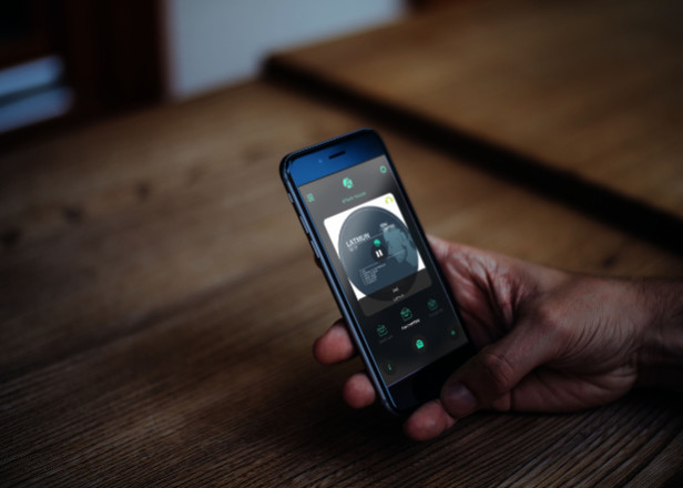 "Trackstack app claims to offer ""digital crate digging"" experience"