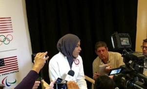 """SXSW """"embarrassed"""" after guest speaker asked to remove hijab"""