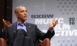 Watch Barack Obama's Keynote Speech at SXSW