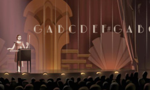 Theremin virtuoso Clara Rockmore gets interactive Google Doodle