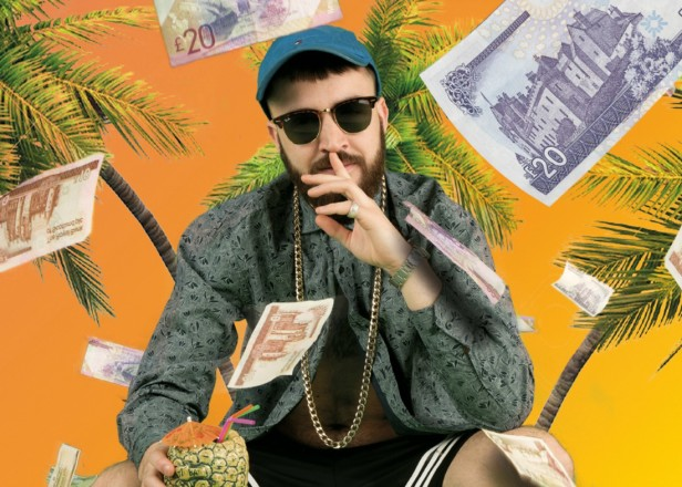 Bushido joins Astral Black for Grandmaster Cash EP – stream 'Palm Trees'