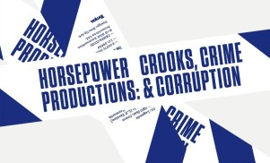 Horsepower Productions announce fourth album Crooks, Crime & Corruption