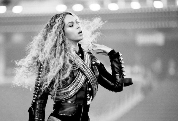 Beyoncé is now se...