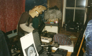 LCD Soundsystem's Gavin Russom unearths essential early noise project Paper Eyes