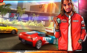 Fetty Wap is releasing his own mobile racing game