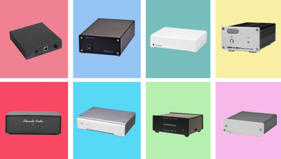 The 8 best phono amplifiers for your turntable