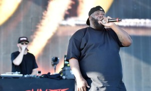 Hear a new Run The Jewels song and watch them perform live with DJ Shadow