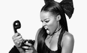 "Azealia Banks claims she's a witch, threatens ""hex"" on Twitter CEO in mixtape row"