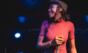 Little Simz freestyles over Kanye West's 'Heard Em Say' instrumental