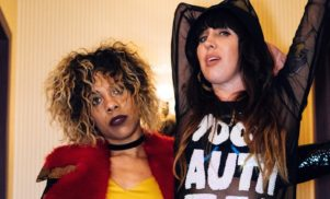 Riot grrrls in the yard: Atlanta's BOSCO and Speakerfoxxx bring their secret language to Fool's Gold