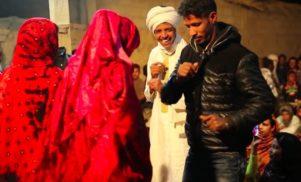 Algeria's Imarhan take Tuareg desert blues to the city in 'Imarhan' video