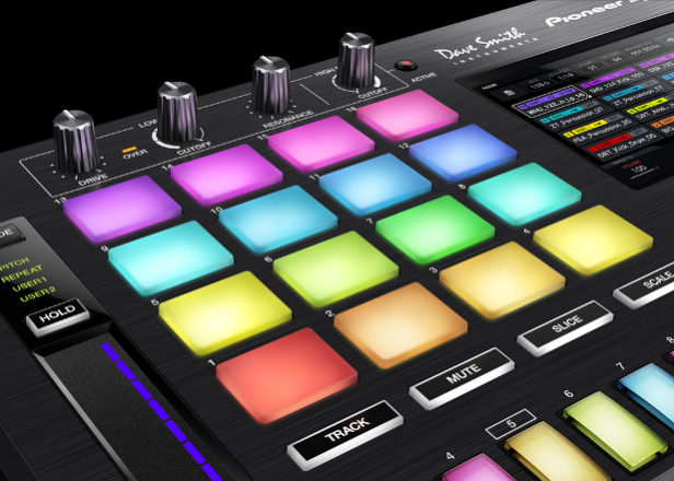 Pioneer DJ and Dave Smith team up on hardware sampler