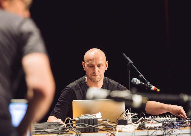 Henrik Schwarz and Bugge Wesseltoft discuss improvisation in Ableton lecture