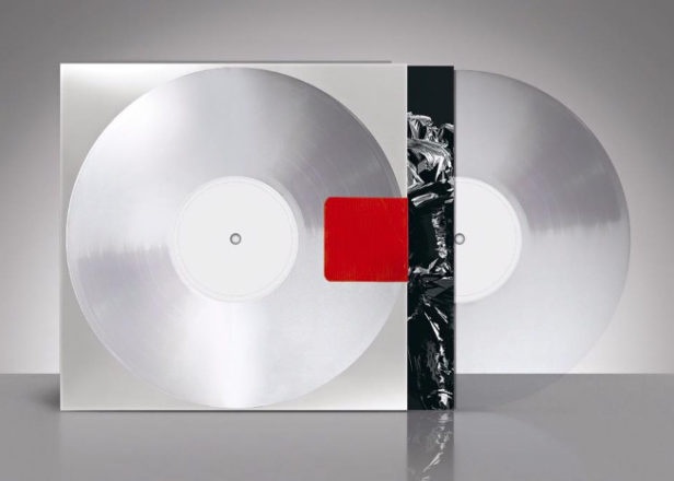 Kanye West's Yeezus vinyl mock-up revealed by LuckyMe