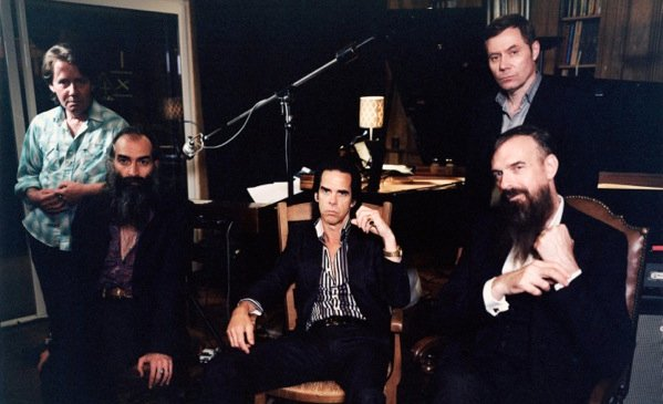 Nick Cave And The Bad Seeds return with new album and concert film this fall