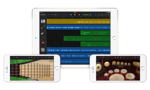 Apple updates GarageBand app with Chinese instruments