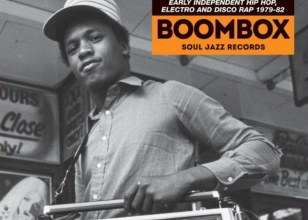 Soul Jazz to release Boombox compilation of early hip-hop and electro