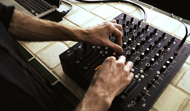PLAYdifferently: Inside Richie Hawtin's Model 1 DJ mixer