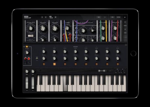 Moog recreates classic Model 15 modular synth in iOS app