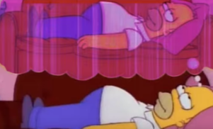 We've discovered Simpsonwave and now we don't need any more new genres