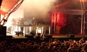 The Avalanches perform 'Subways' and 'Frankie Sinatra' at Primavera Sound