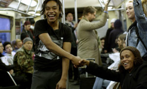 Short film We Live This shines a light on the life of NYC subway dancers