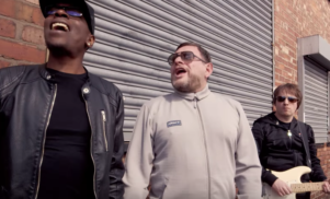 Watch the video for Shaun Ryder's Euro 2016 single 'We Are England'