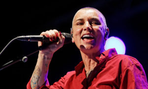 """Sinéad O'Connor calls suicide threat """"bullshit"""", says """"far too happy for that"""""""
