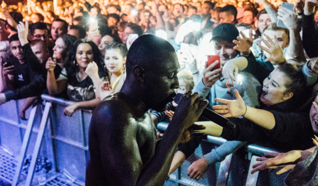Watch Stormzy perform 'Standard' live on the FACT Great Escape 2016 stage