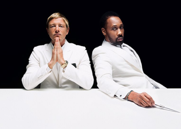 Interpol's Paul Banks and RZA announce debut album as Banks and Steelz Anything But Words