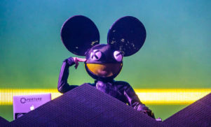 Deadmau5 has made a virtual reality game called Absolut deadmau5