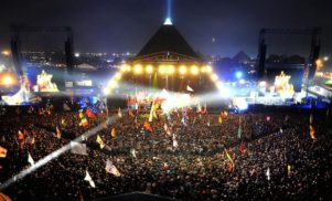 """Glastonbury post poem about Brexit vote: """"It's a day none of us have felt less British"""""""