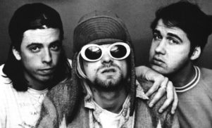 Hear previously unheard demos and unreleased tracks from Nirvana