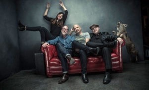 Pixies' new album Head Carrier has a song about Kim Deal