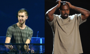 Calvin Harris reportedly wants to make music with Kanye West