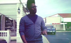 Watch Open Mike Eagle's Radar Awards-winning video for 'Celebrity Reduction Prayer'