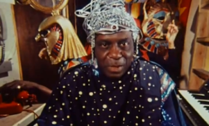 A possibly one-of-a-kind Sun Ra record is for sale