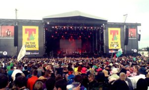 Two dead at T in the Park festival