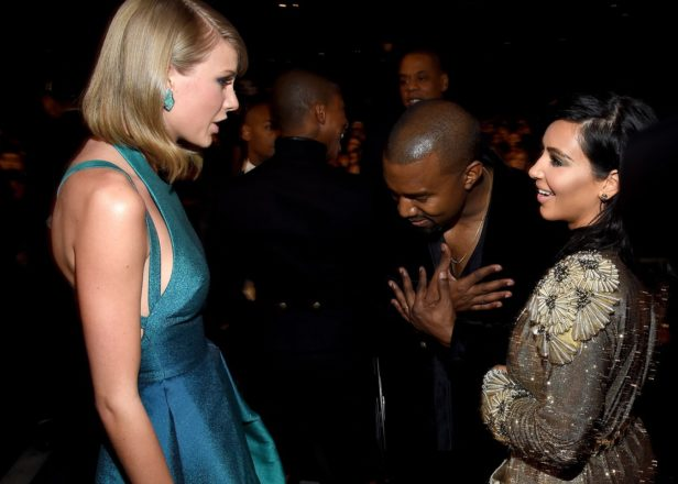 "Taylor Swift accuses Kanye West and Kim Kardashian of ""character assassination"""