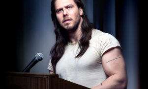 "Andrew W.K. to celebrate ""The Power of Partying"" on speaking tour of all 50 US states"
