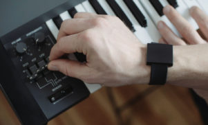 Hands on with the Basslet, a wearable subwoofer for your wrist