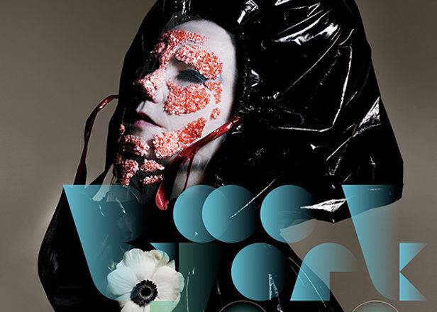 Björk announces London exhibition and Royal Albert Hall show